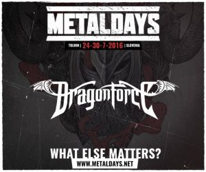 Dragonforce Metaldays